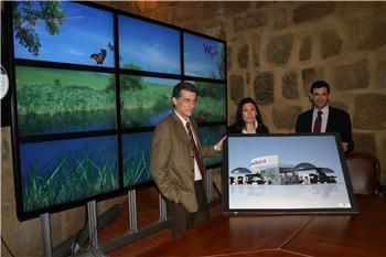 Extremadura concurrirá a FITUR 2008 con doce áreas específicas de promoción del turismo regional