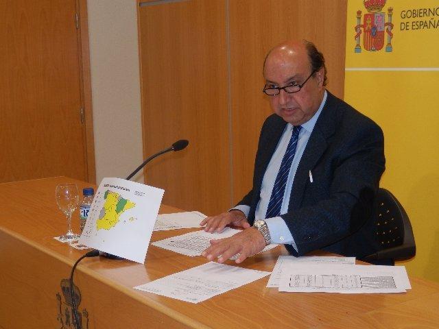 López Iglesias anuncia que Extremadura es la región con menor incidencia de la huelga junto a Navarra