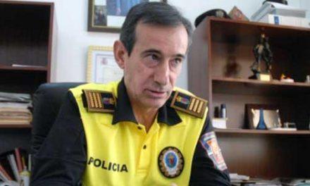 Encuentran muerto en su despacho, de un tiro, al jefe de la Policía Local de Badajoz, Juan José Venero
