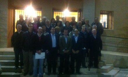Los militantes del PP reeligen a Pedro Caselles como Presidente del Partido Popular de Moraleja