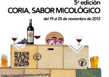 Coria pone en valor las setas y los productos del otoño durante el fin de semana de «Sabor micológico»