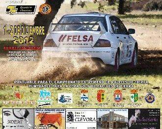 El tercer rally Tierra de Riolobos se celebrará el 1 y 2 de diciembre con tres tramos cronometrados