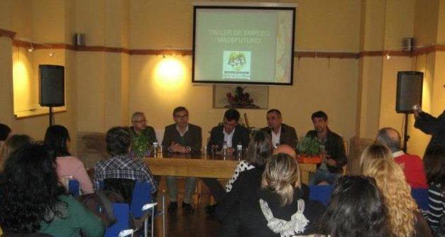 La Mancomunidad Integral Sierra de San Pedro clausura el taller de empleo Massfuturo