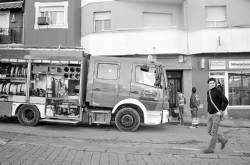 Los bomberos de Almendralejo realizaron un total de 378 intervenciones durante el pasado año 2007