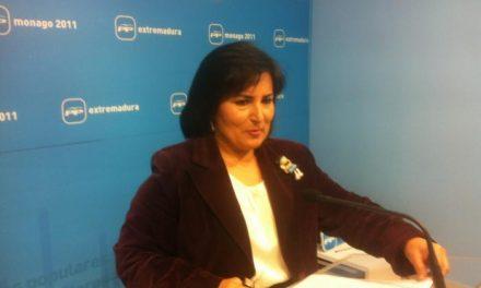El PP pide a Vara que presente una alternativa real o deje de hacer una oposición destructiva