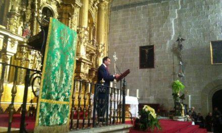 Laureano León espera que el Coro Francisco de Sande pase a ser el coro de la Diputación de Cáceres