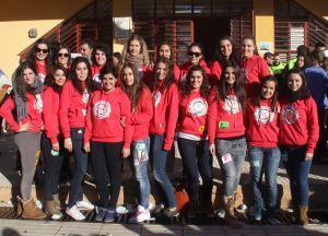 Nieves Ávila García será la abanderada de la Juventud Cauriense en las fiestas de San Juan 2013 en Coria