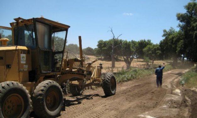 Extremadura recibirá seis millones de euros del Gobierno central para mejorar los caminos rurales