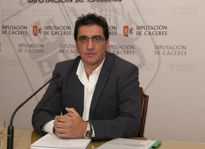La Diputación de Cáceres invertirá en 2013 35 millones para mejorar infraestructuras en los municipios
