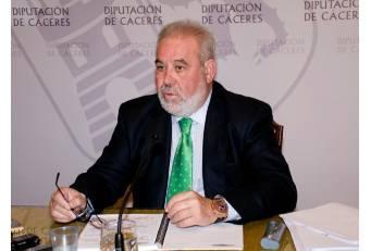 La Diputación de Cáceres aprueba en comisión los Presupuestos para el 2013 con la abstención del PSOE