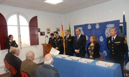 El Cuerpo Nacional de Policía homenajea a los agentes jubilados durante los años 2011 y 2012