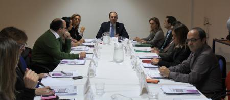 La comisión para la erradicación de la violencia de género aprueba su borrador de reglamento