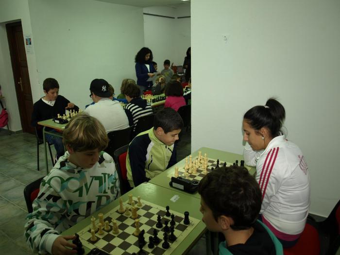 El escolar Félix Callejo gana el XIV Torneo de Navidad de Ajedrez  celebrado en Moraleja