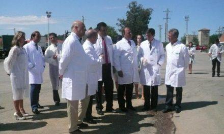 El PIR para ampliar las instalaciones de Cidacos en el término de Coria se somete a información pública