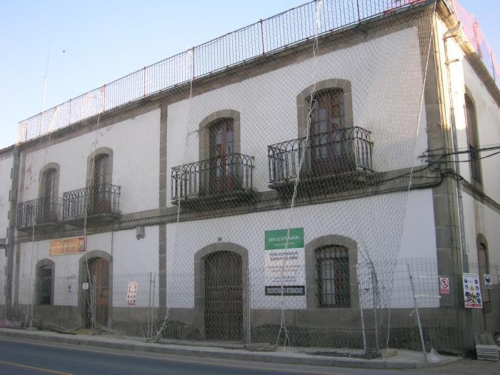 El centro cultural de Aldeanueva del Camino estará funcionando a principios de verano