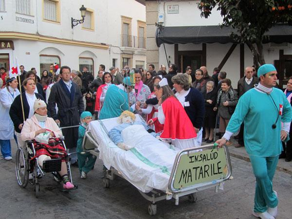 Valencia de Alcántara abre la convocatoria del XXI Concurso de Carteles de Carnaval hasta el 18 de enero