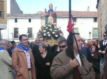 Los escopeteros que participen en la fiesta de San Blas de Moraleja deberán cumplir varios  requisitos