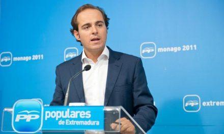 Juan Parejo asegura que los  datos positivos de los primeros días de 2013 invitan al optimismo y a la esperanza
