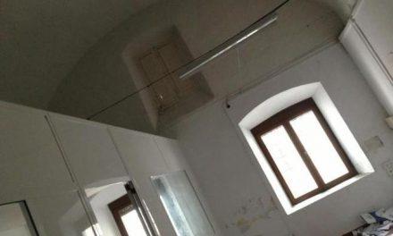 Comienzan las obras de construcción de la nueva biblioteca de Coria que se ubicará en La Alhódiga