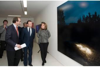 Dos salas de Cáceres acogen una muestra sobre los diez años de vídeo y fotografía de la colección Coca-cola