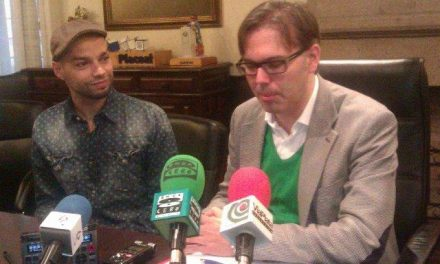 """El cantante Paco Arrojo agradece el apoyo y respaldo de Plasencia durante su paso por el concurso """"La Voz"""""""