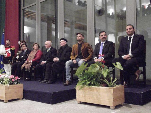 El Ayuntamiento de Plasencia entrega los San Fulgencio 2013 en una gala cargada de emotividad