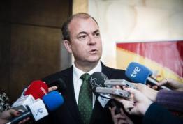 El presidente Monago anuncia que el Día de Portugal, 10 de junio, se celebrará en Extremadura