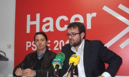 El PSOE de Cáceres denuncia el abandono del Centro Nacional de Agricultura Ecológica de Plasencia