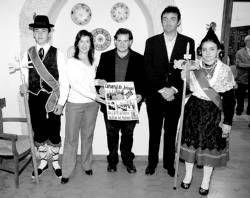 Villar del Pedroso celebrará la peculiar fiesta el Carnaval de Ánimas con varios actos que se desarrollarán del 3 al 10