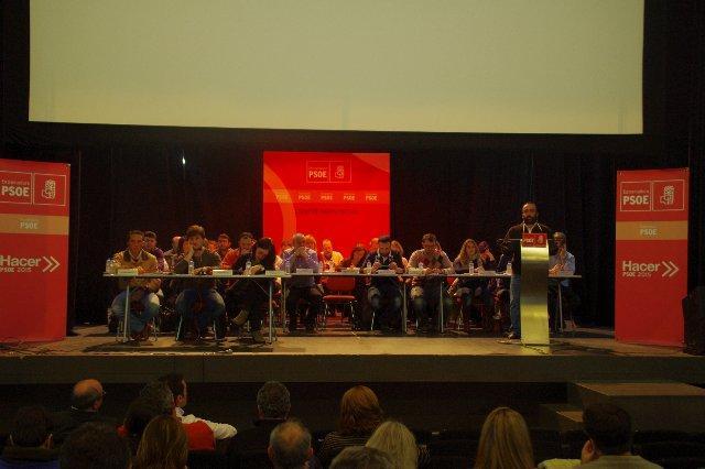 El PSOE de Cáceres aboga en Hervás por la transparencia en todas las acciones de la Ejecutiva provincial