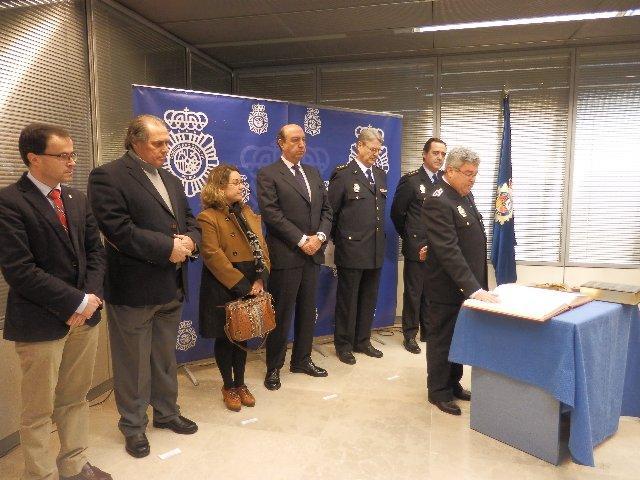 López Iglesias afirma que los delitos en Don Benito-Villanueva de la Serena se redujeron un 3,72% en 2012