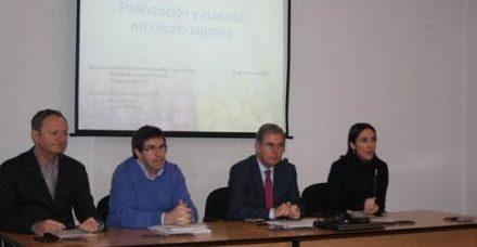 Puebla Ovando insiste en la importancia de los centros tecnológicos como motor de desarrollo del campo