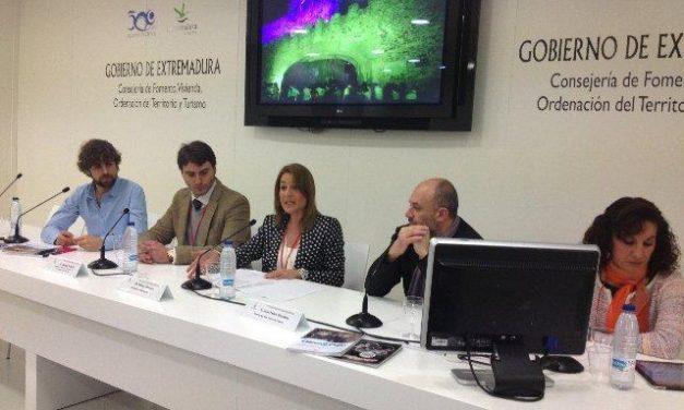 Cáceres ofrece en FITUR el patrimonio y los festivales culturales como reclamo para los visitantes