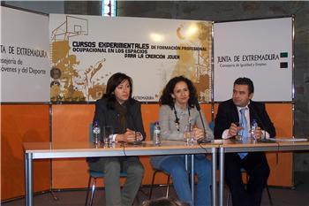 Los Espacios de la Creación Joven de quince localidades acogerán 41 acciones de formación ocupacional