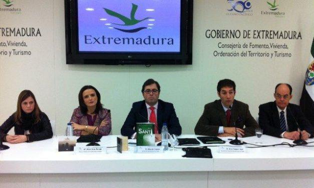 """Trujillo presenta en FITUR un pasaporte que permitirá visitar seis monumentos y realizar un recorrido """"vital"""""""
