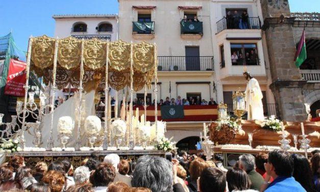 Plasencia intensifica sus esfuerzos para conseguir el Interés Turístico Nacional para la Semana Santa