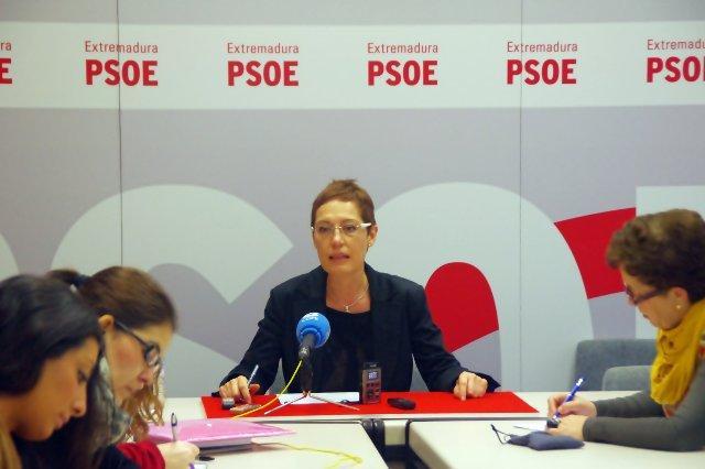 El PSOE de Cáceres exige la puesta en marcha de un plan especial de empleo para la provincia cacereña