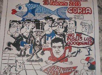 Antonio Corchero retomará la popular lectura del Sermón de Carnaval en la calle Corredera de Coria