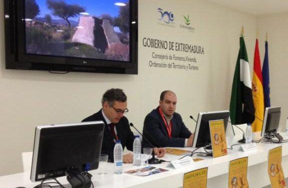 Valencia de Alcántara cierra en Fitur  contactos con touroperadores para atraer visitantes a la comarca
