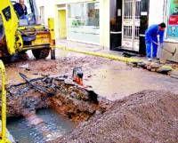 Los vecinos de Villanueva de la Serena recuperan la normalidad tras estar horas sin suministro de agua