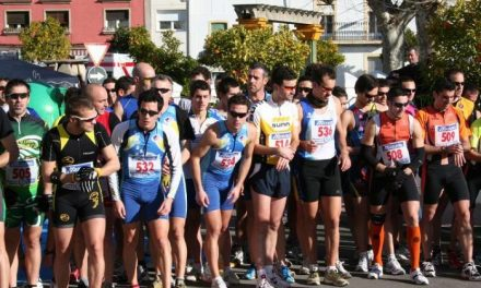 El atleta José Luis Doncel Sáez gana la prueba del duatlon Cross Cáceres Verde en Valencia de Alcántara