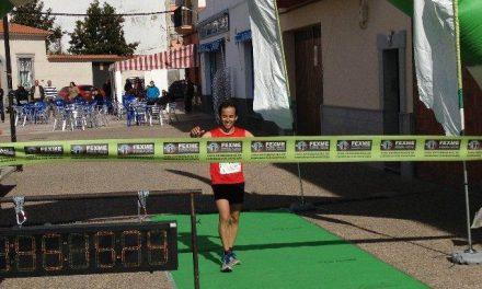 El placentino Daniel Remón gana la II Carrera por Montaña Ciudad del Granito en Quintana de la Serena