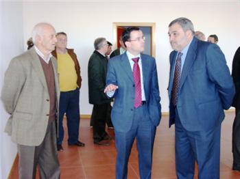 El nuevo edificio de la Consejería de Agricultura en Villanueva de la Serena dará servicio a 1.800 agricultores