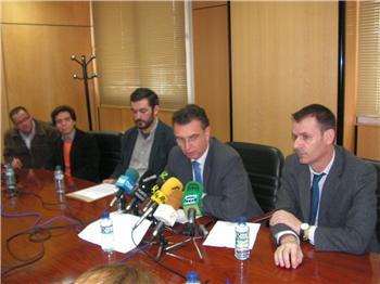 La propuesta arquitectónica ganadora del concurso internacional Europan 9 se presenta en Badajoz
