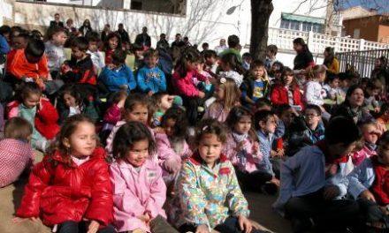 Unos 80 alumnos lusos y extremeños participan en el primer intercambio internacional de Primaria