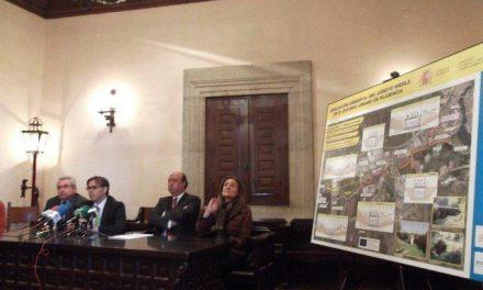El Ministerio de Agricultura invertirá 11,8 millones de euros en la adecuación del arroyo Niebla en Plasencia