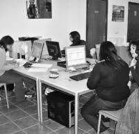 La empresa simulada de Zafra consiguió insertar laboralmente al 80% de los alumnos inscritos