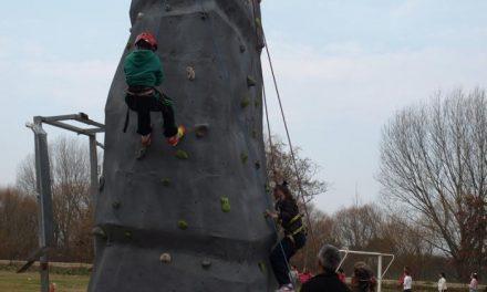 Moraleja acogerá el próximo mes de marzo un curso sobre iniciación a la escalada para adultos