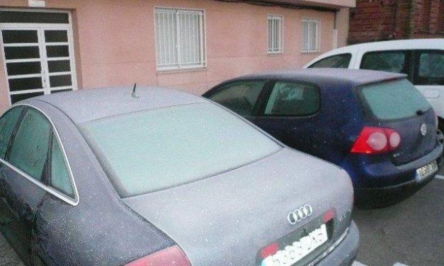 El 112 alerta por frío y nieve hasta el domingo al norte de Cáceres y a las comarcas de Las Villuercas y Los Ibores