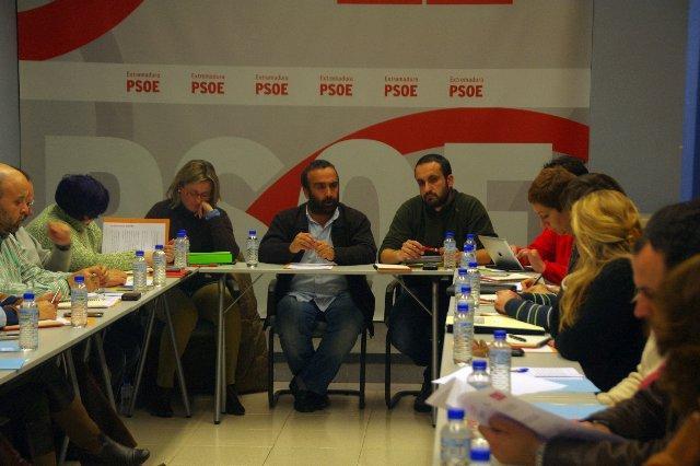 El PSOE de Cáceres muestra su preocupación por la supresión de subvenciones en el área de Monfragüe